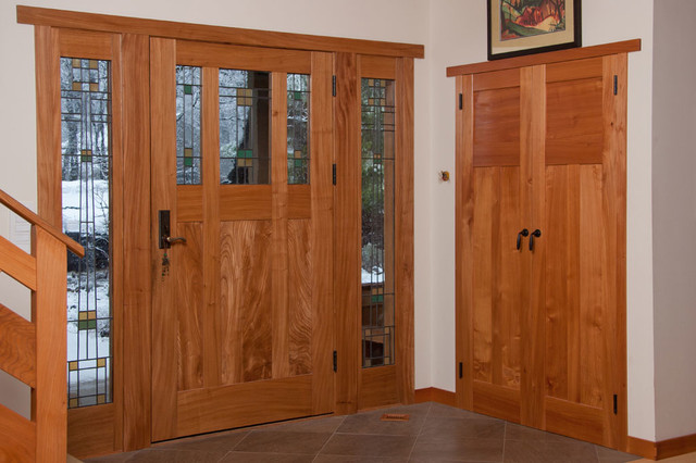 Northern California Arts and Crafts modern-entry