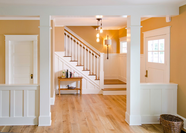 O'Toole Whole House Remodel and Addition traditional-entry