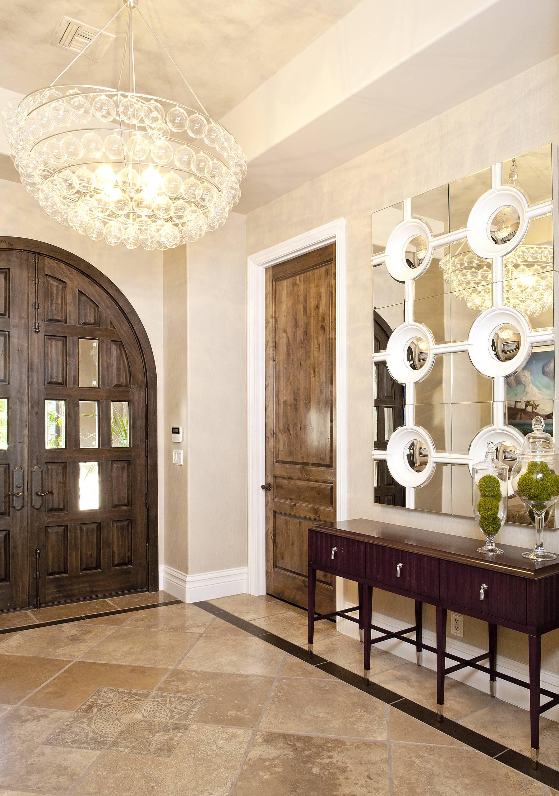 75 Beautiful Marble Floor Foyer Pictures Ideas December 2020 Houzz
