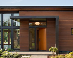 Olympia Residence modern-entry