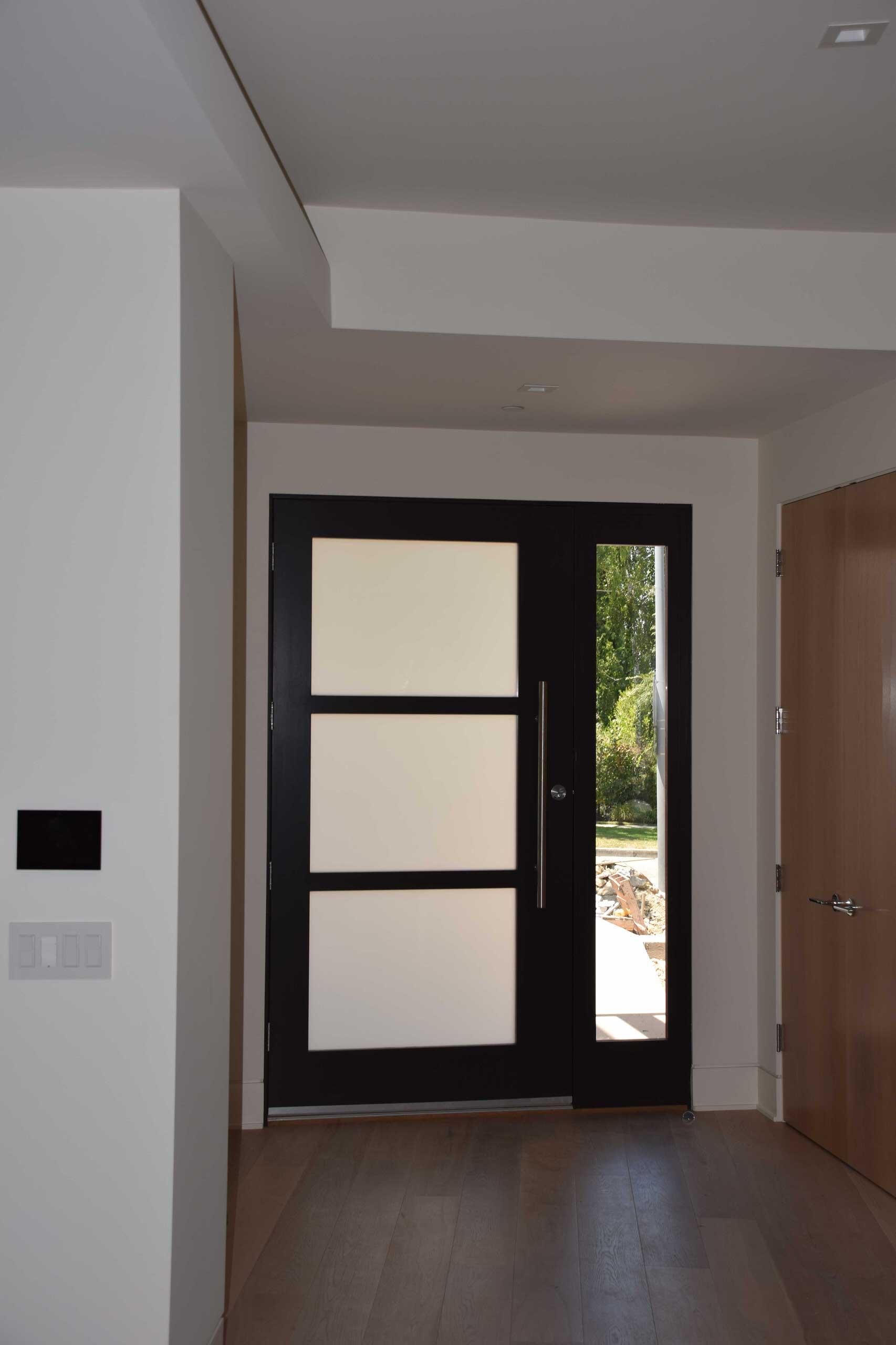 75 Beautiful Modern Single Front Door Pictures Ideas November 2020 Houzz
