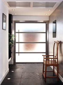 Original Vision contemporary entry