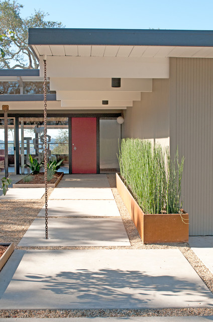 Our 1954 Mid Century Ranch Home Napa Ca Midcentury