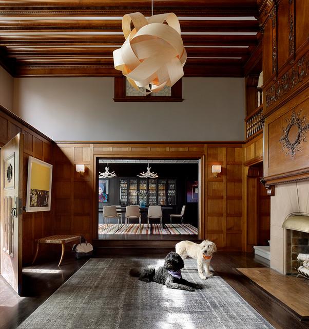 Modern Living Room San Francisco Best Interior Design 12: Pacific Heights