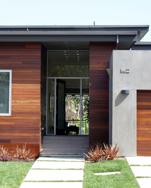 Pacific Palisades House 2 Contemporary Entry Los Angeles By Dworsky Architecture