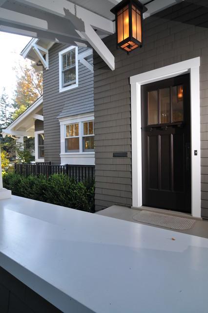 Parkinson Avenue West craftsman-entry