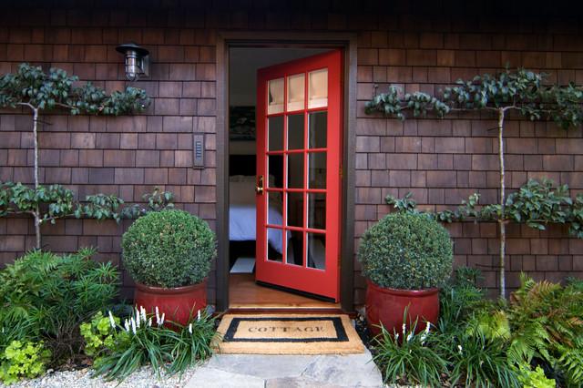 Palo alto historic home craftsman entry san - Houzz palo alto ca ...