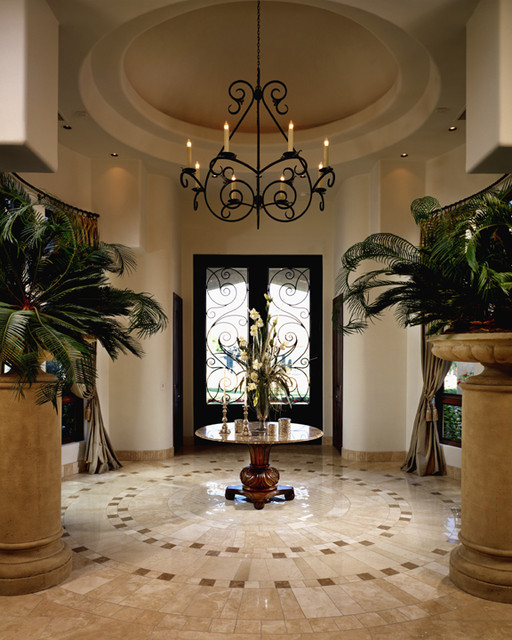 Paradise Valley Masterpiece - Traditional - Entry - Phoenix - by ...