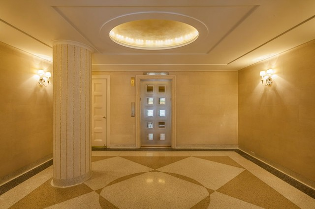 Park Avenue Lobby Traditional Entry New York By