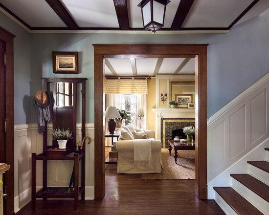 Home Decorating Pictures Light Wood Floors Dark Trim