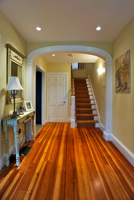 Parker Street traditional-entry