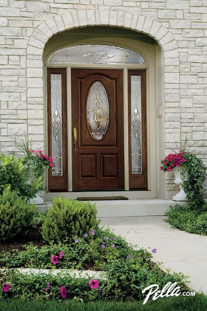 Pella 174 Architect Series 174 Fiberglass Entry Doors Add