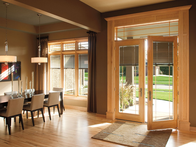 Pella® Designer Series Windows and Patio Doors - Traditional ...