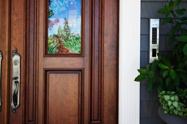 Peninsula Estate traditional-entry