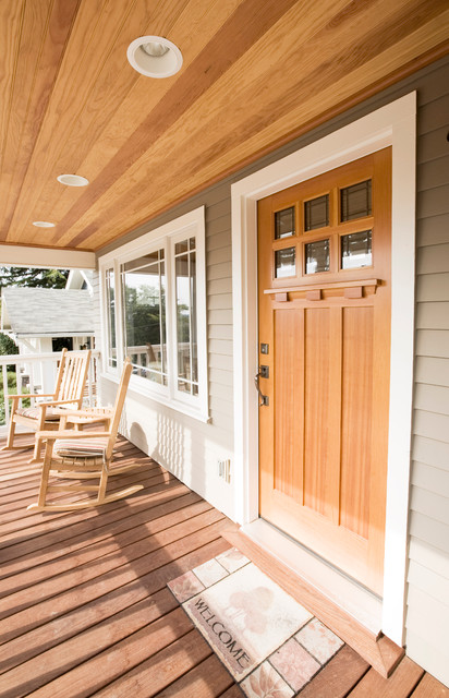 Phinney Ridge Remodel Craftsman Entry Seattle By