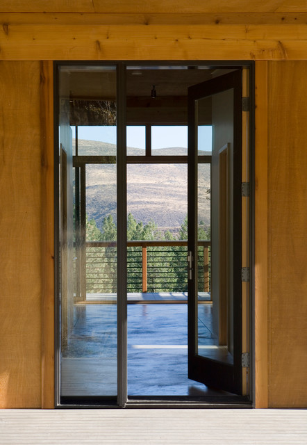 Pine Forest modern-entry