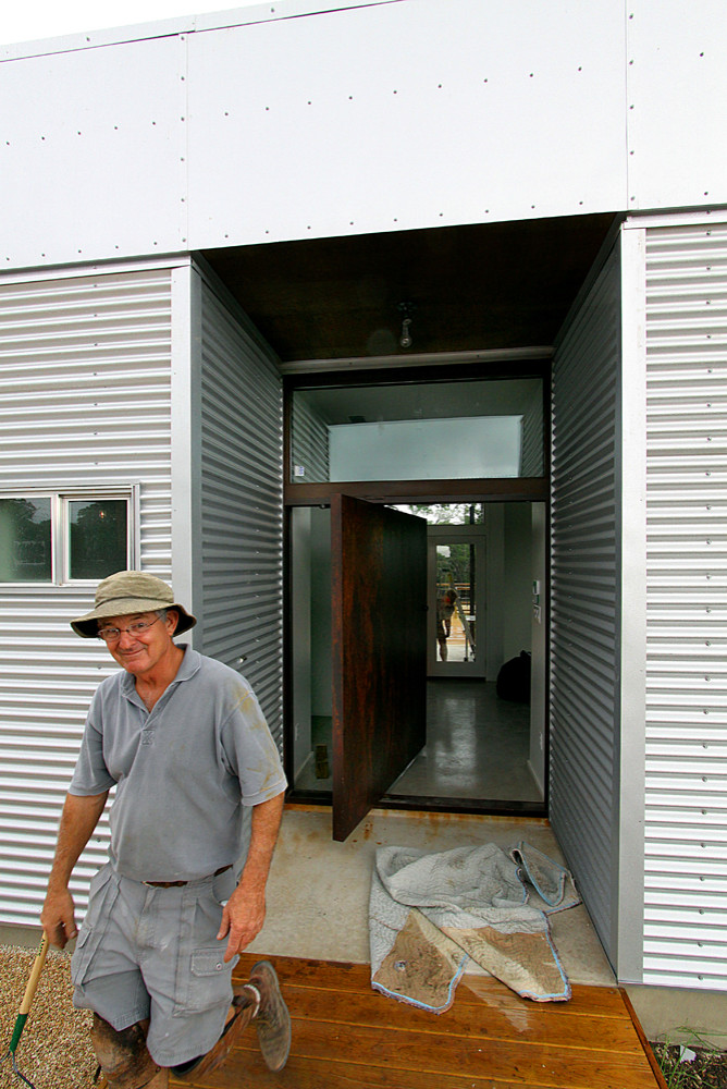 Pivot Pad, Ignacio Salas-Humara Architect