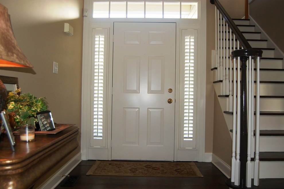Plantation Shutters Traditional