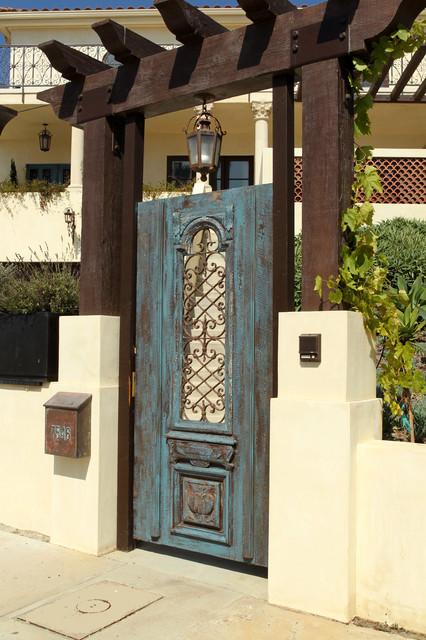 Playa del Rey Mediterranean Whole House Remodel mediterranean-entry