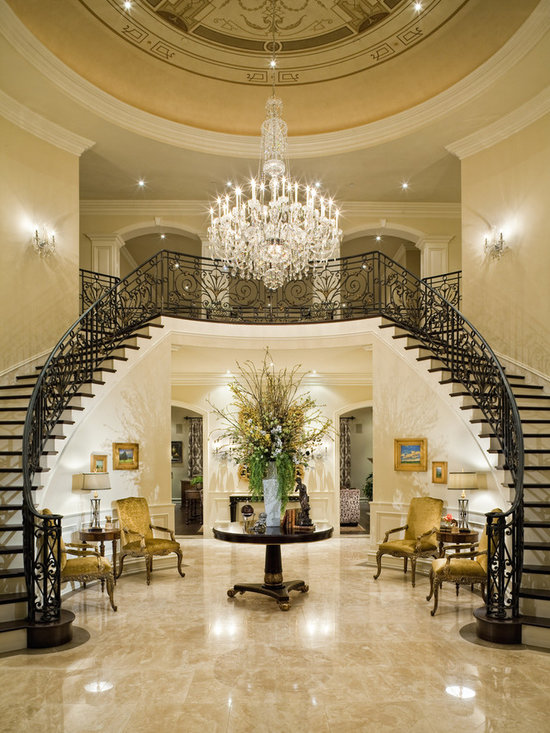 Houzz Open Foyer : Foyer dome home design ideas pictures remodel and decor