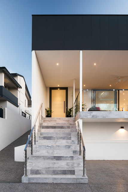 Preston Point Contemporary Entry Perth By Swell Homes