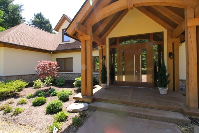 Private new construction german inspired green home for for New home builders northeast ohio