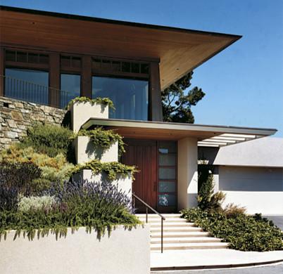 Private Residence in Belvedere modern-entry