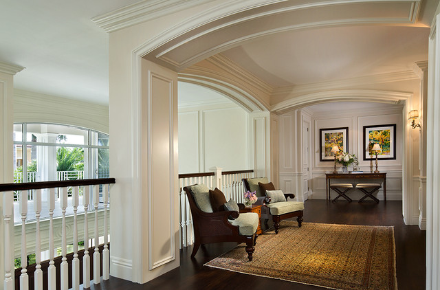 Private Residence In British Colonial Style Traditional