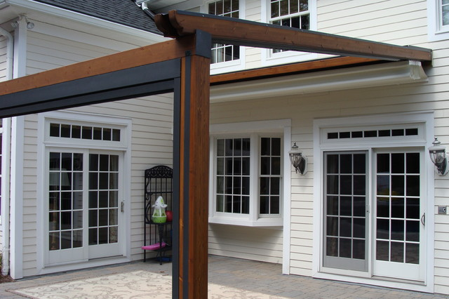 Private Residence, Northern NJ - Gennius Retractable ...