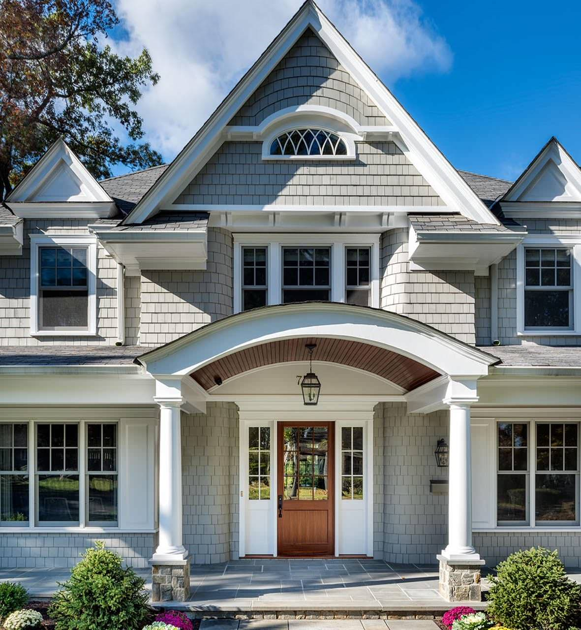 Private Shingle Style Home In Bergen County, NJ
