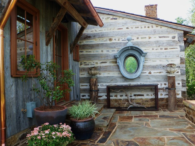 Project 8 rustic-entry