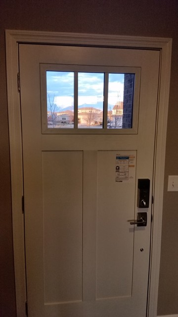 Provia Craftsman Door craftsman-entry & Provia Craftsman Door - Craftsman - Entry - Chicago - by Level 5 ...