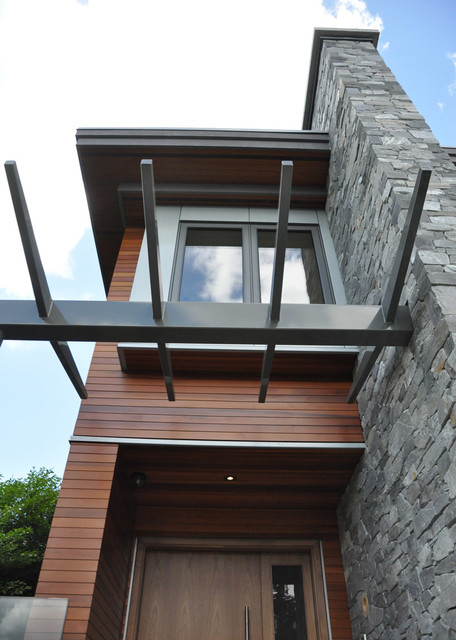 Puget Residence contemporary-entry