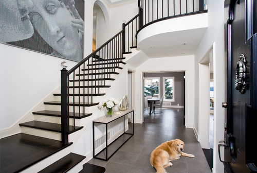 Beautiful Love The Glass Finials On Staircase! Pls Advise Where I Can Get Them !