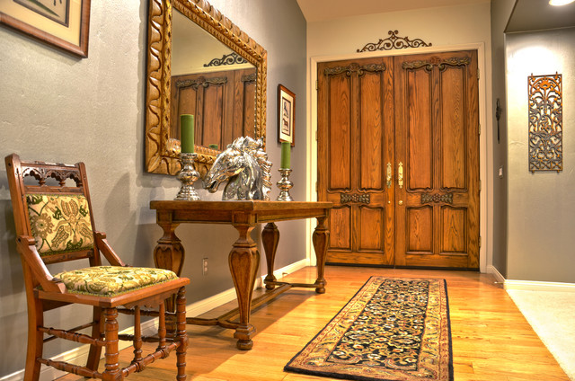 Ramona Ranch Traditional Entry Other By Luxury