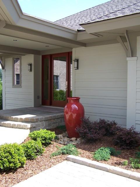 Ramsey Landscape Associates, Inc. traditional-entry