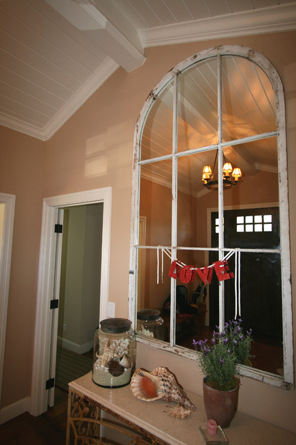 Ranch Home Addition and Remodel traditional-entry