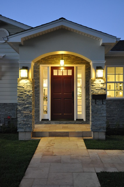 Recently Completed Project traditional-entry