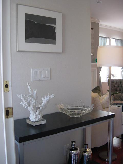 Redwood Shores Residence modern-entry