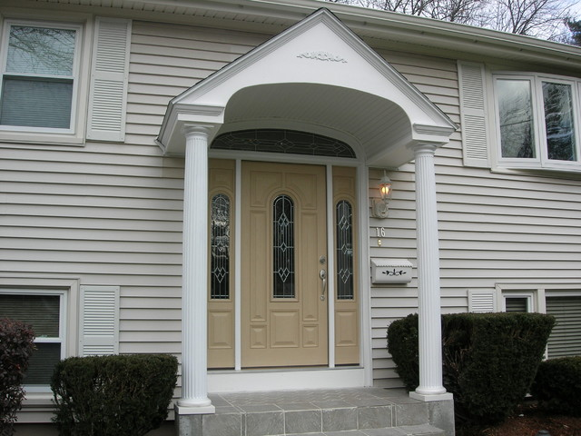 Remodel traditional-entry