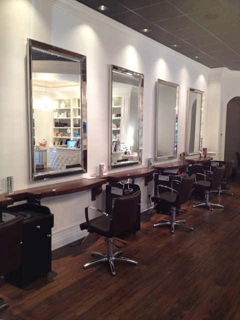 Remodel of hair salon for Address beauty salon