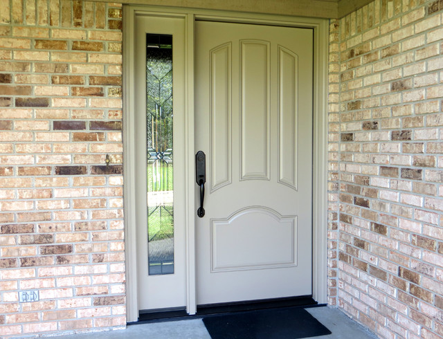 Replacement Window and Door Projects - Traditional - Entry ...