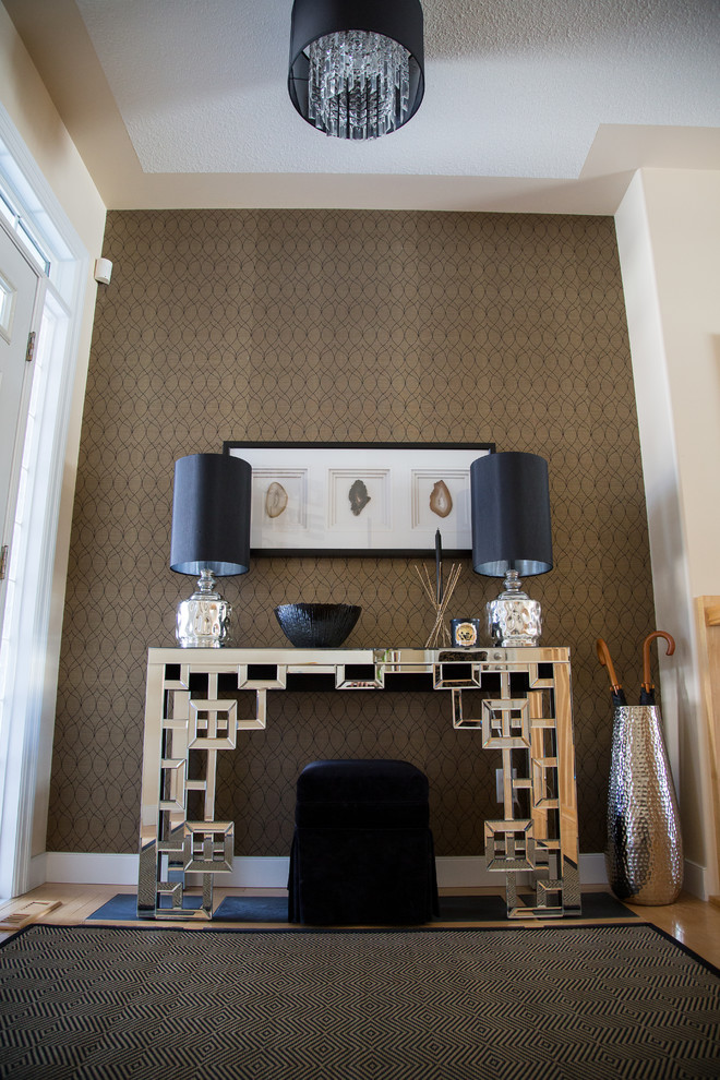 Residential client-transitional