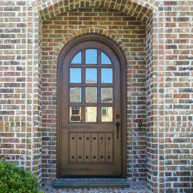 Residential Luxury Door Collections Rustic Entry Austin By Doors4Home