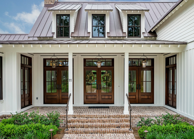 Exceptionnel Resort Custom Homes Photo ShootFarmhouse Entry, Atlanta