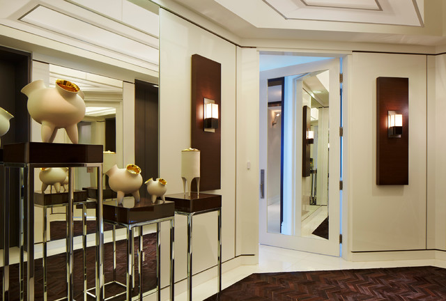 ONE BAL HARBOUR contemporary-entry