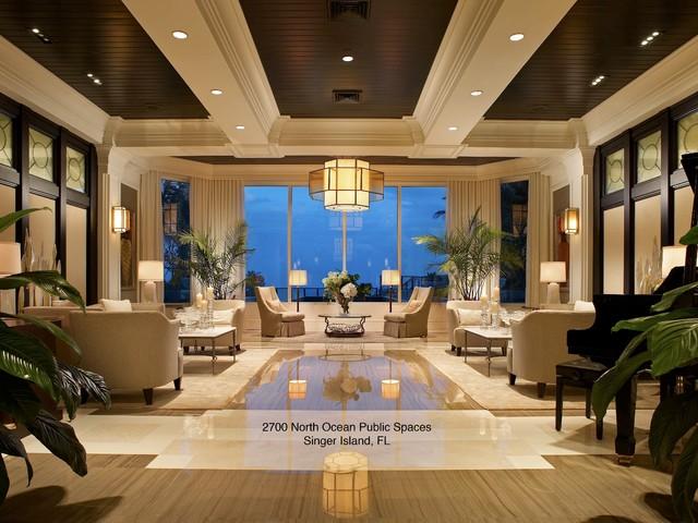 Ritz carlton residences singer island traditional for Steven g interior designs