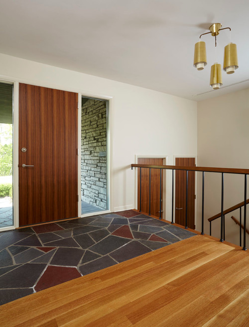 modern entry First Impressions: Tips for a Welcoming Entry