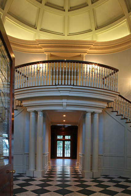 Riverview traditional-entry