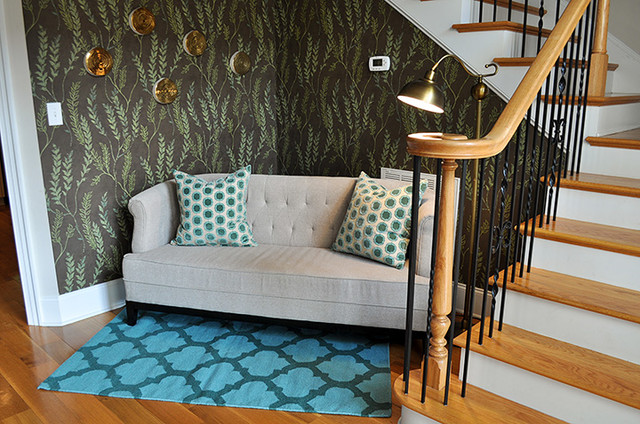 robinson residence contemporary-entry